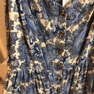 Paisley Summer Dress